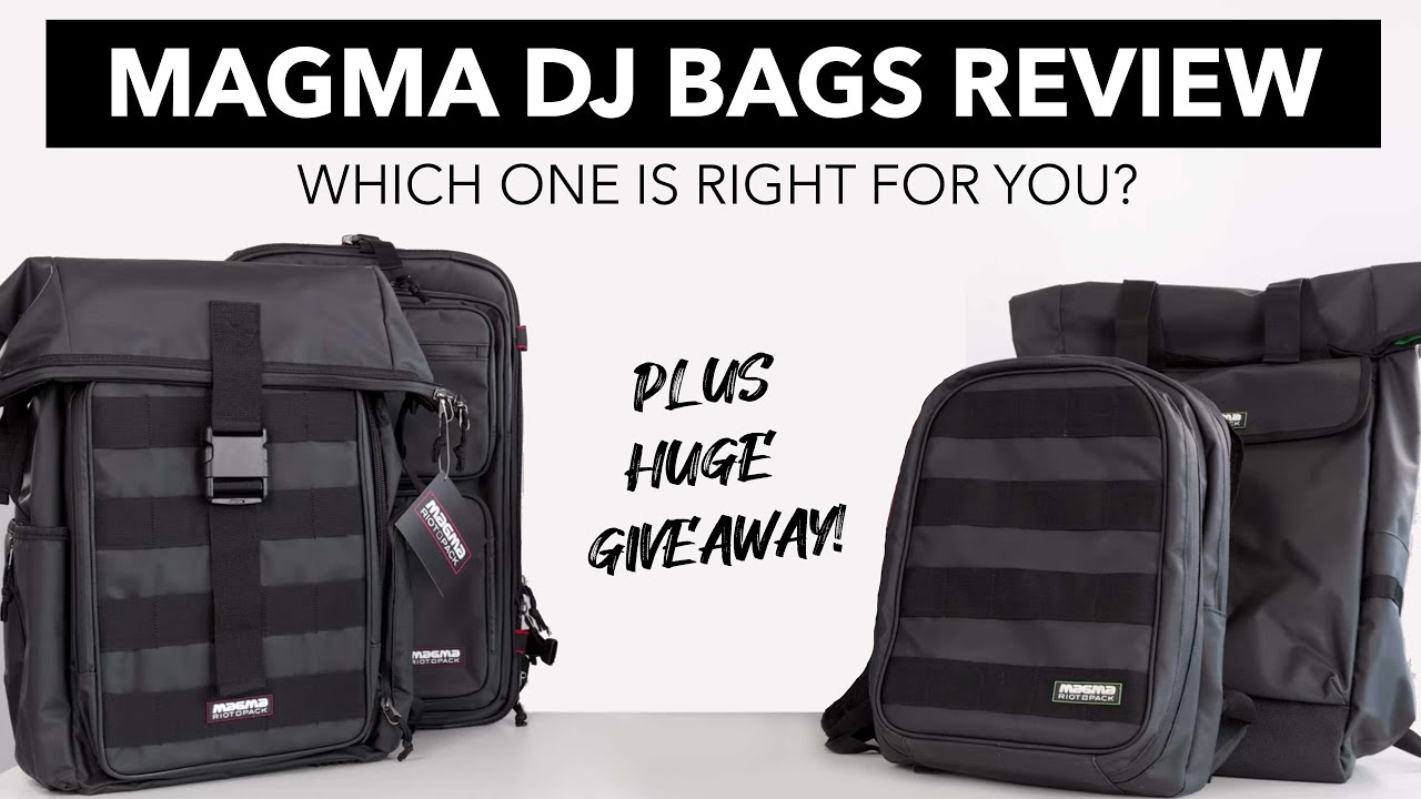 Magma Dj Bags Review Which One Is