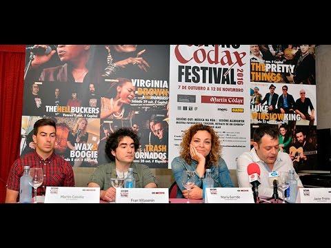 Rolda prensa Outono Códax festival 2016