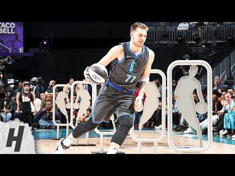 2019 NBA Skills Challenge - Full Highlights | 2019 NBA All-Star Weekend