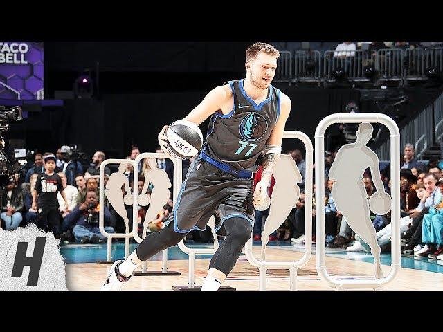2019 NBA Skills Challenge - Full Highlights | 2019 NBA All-Star Weekend