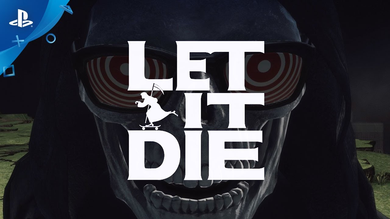 Let It Die Playstation Experience 16 Launch Trailer Ps4 Youtube