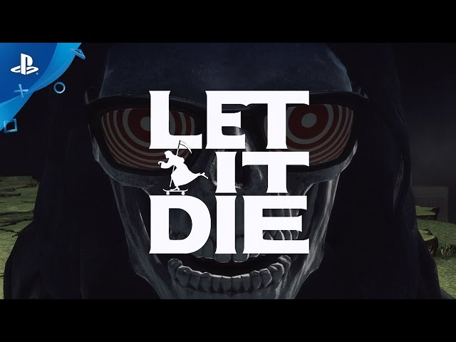 LET IT DIE - PlayStation Experience 2016: Launch Trailer | PS4