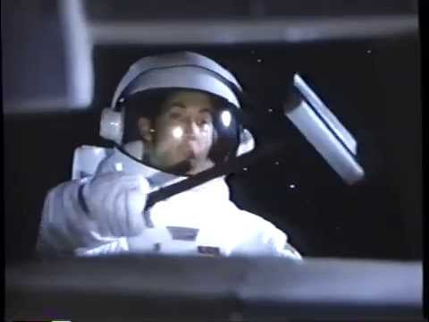 RocketMan (1997) Trailer (VHS Capture)