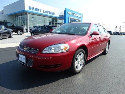 Bobby Layman Chevrolet >> 2013 Chevrolet Impala 1lt Used Car Sales At Bobby Layman Chevrolet Youtube