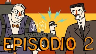 Super Science Friends Episode 2: Electric Boogaloo   Spanish   Tesla vs. Edison