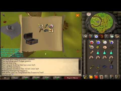 OSRS 3rd Age Range Coif From Lvl 3 Clue