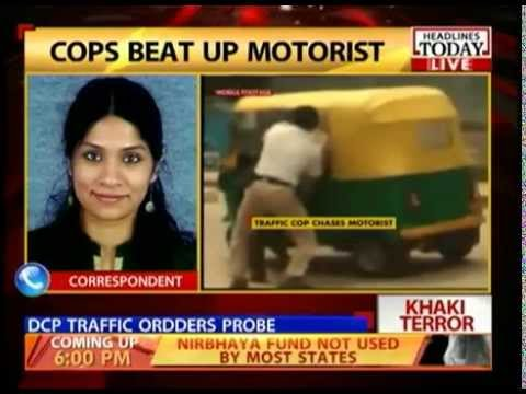 Bangalore traffic cop brutality: Action to be taken against cops