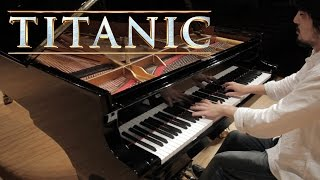 My Heart Will Go On - Titanic - Epic Piano Solo Cover | Leiki Ueda