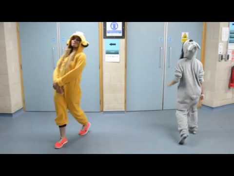 Juju on Dat Beat - CamiNah ft. Hokoneh (Challenge)