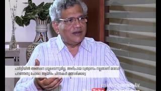 Interview With Sitaram Yechury