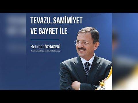 Mehmet Özhaseki için özel klip