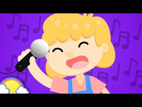 KARAOKE Popular Nursery Rhymes Songs with Lyrics Compilation! | 70 mins | CheeriToons