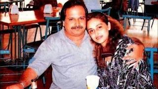 Jaya Prada Husband and son Family Unseen Rare video !!
