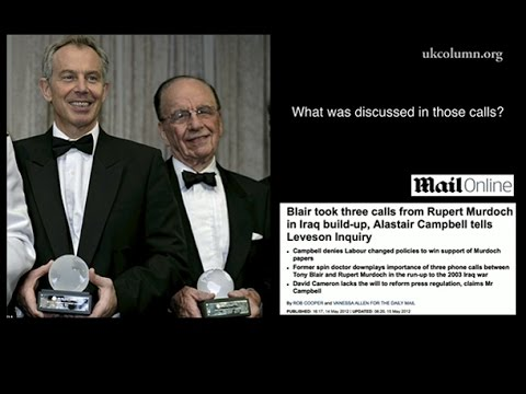 Tony Blair's Trials & Tributlations: UK Column News July 7, 2016