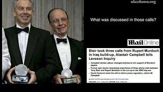 Tony Blair's Trials & Tributlations: UK Column News July 7, 2016