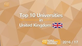 OUT NOW: QS World University Rankings 2016/17. Get the full results...