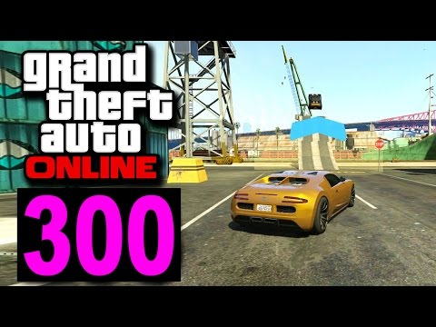 Grand Theft Auto 5 Multiplayer - Part 300 - The Best Troll Track Yet (GTA Online Gameplay)