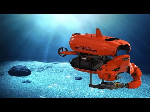 Houston Mechatronics announced the construction of a submersible that the company calls Aquanaut.