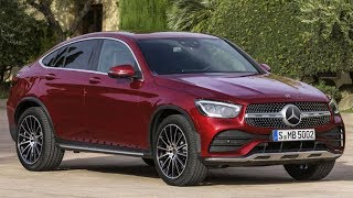 2019 Mercedes Benz GLC Coupe - FIRST LOOK