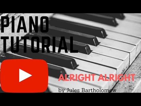 Piano Tutorial