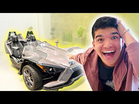 Thumbnail: SHE SURPRISED ME WITH A NEW CAR!!