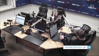 Вести ФМ онлайн: Полный контакт с Владимиром Соловьевым (полная версия) 27.12.2016