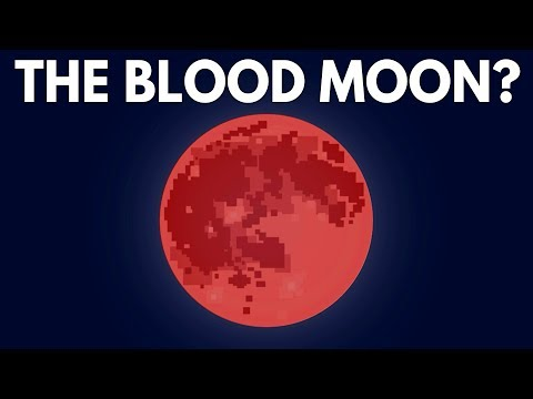 Why Does The Moon Turn Blood Red? - Dear Blocko #12