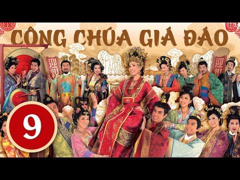 Công chúa giá đáo  09/32(tiếng Việt) DV chính: Xa Thi Mạn, Trần Hào;TVB/2010