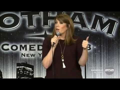 Michelle Collins - Stand Up Comedy - Live Gotham Comedy Club