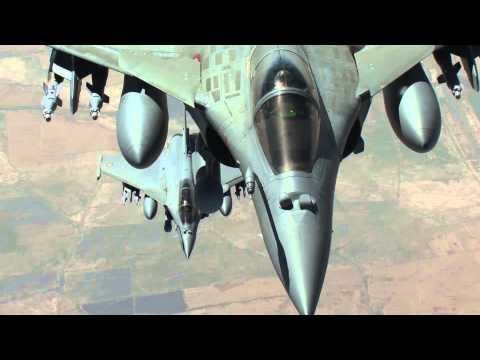 Irak : Premières frappes françaises
