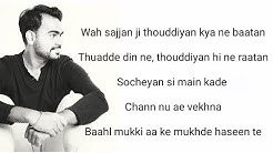 Tareyan De Des - Prabh Gill || (Lyrics/Lyrical Video)