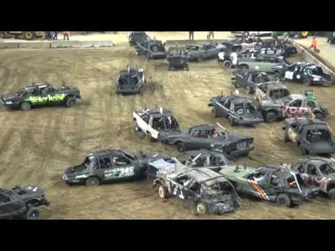 Bluegrass Bash 2018 Modifieds