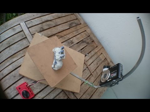 EASY Homemade 3D scanner (photogrammetry)