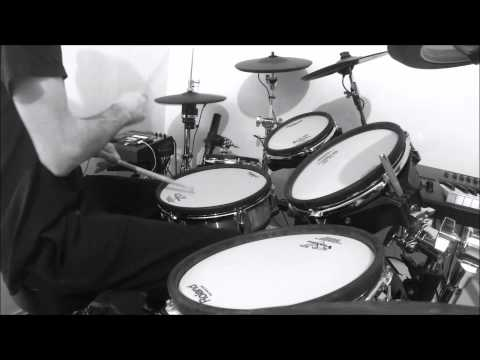 [Drum Track] The Black Crowes - Hard to Handle (HD 1080p)