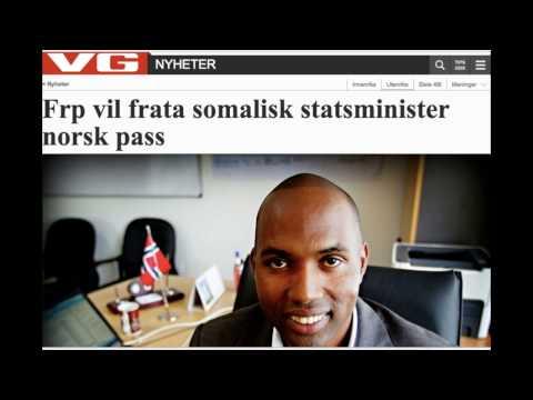 DEG DEG:NORWAY OO SHAACISAY IN RA'ISULWASAARAHA CUSUB SOOMAALIYA PASSABORKA KACESHANEYSO