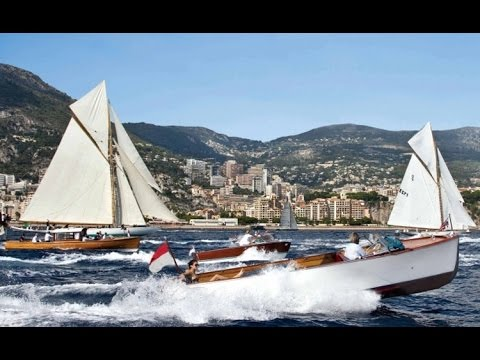 Monaco Classic Week 2015 - La Belle Classe