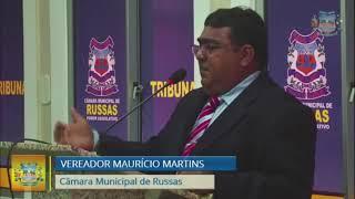 Mauricio Martins   Câmara de Russas   09 02 21