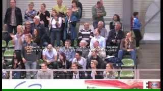 LHC Cottbus vs. Greifswald/Loitz_tor des Spiels