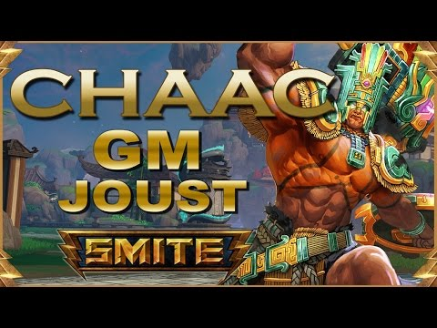 SMITE! Chaac, Cuando te crees dios en early! GM Joust #70