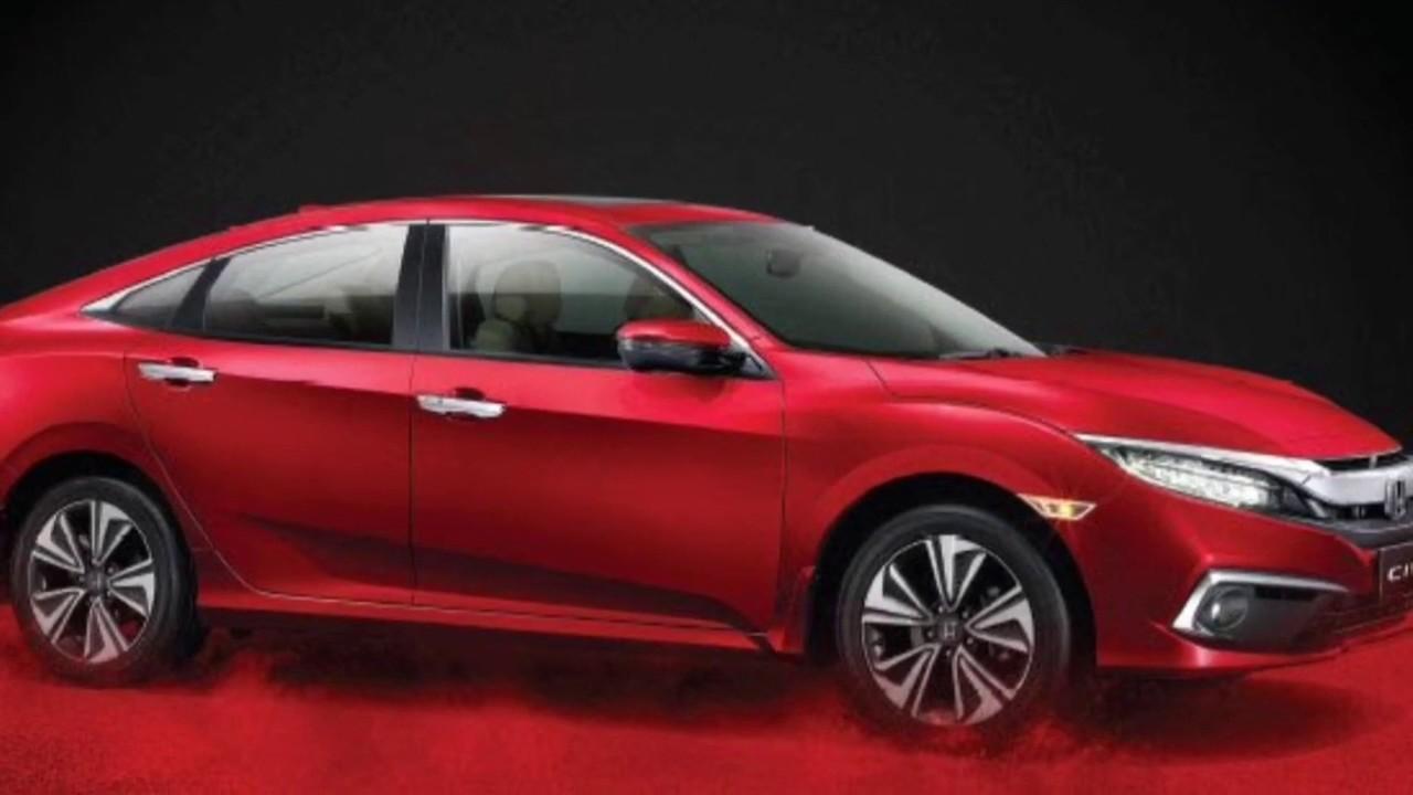 New Honda civic 2020 10th generation looks