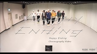 [3.21 MB] [Choreography Video]SEVENTEEN - Happy Ending