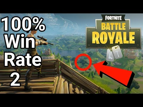 Fortnite Battle Royale How To Win Solo Every Time 2