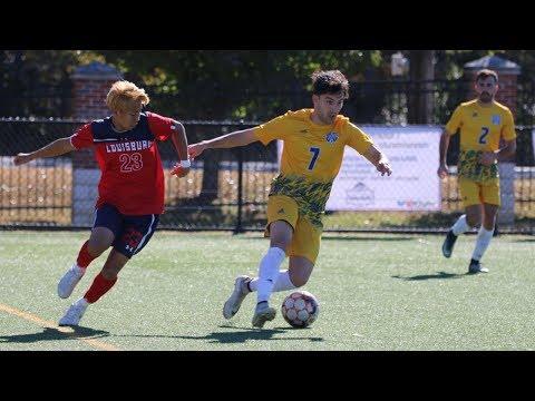 2019 NJCAA DI Men's Soccer Championship - Illinois Central Vs. Louisburg