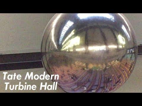 Tate Modern - Turbine Hall - 27 January 2018