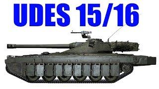 WoT 1.5 - Średni UDES :)