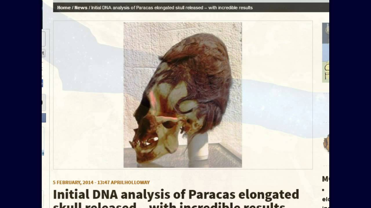 Shocking NEW DNA Evidence Released Today Proves Nephilim ...