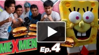 MEXICAN POWER CAPÍTULO 20 ◀︎▶︎WEREVERTUMORRO◀︎▶︎