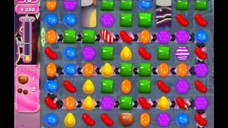 Candy Crush Saga level 715 (3 star, No boosters)