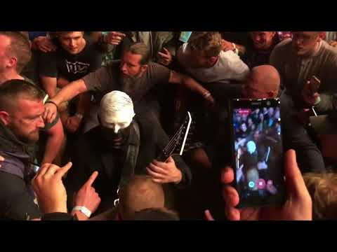 Limp Bizkit  Break Stuff with Wes Borland in Moshpit  at Aerodrome 2018