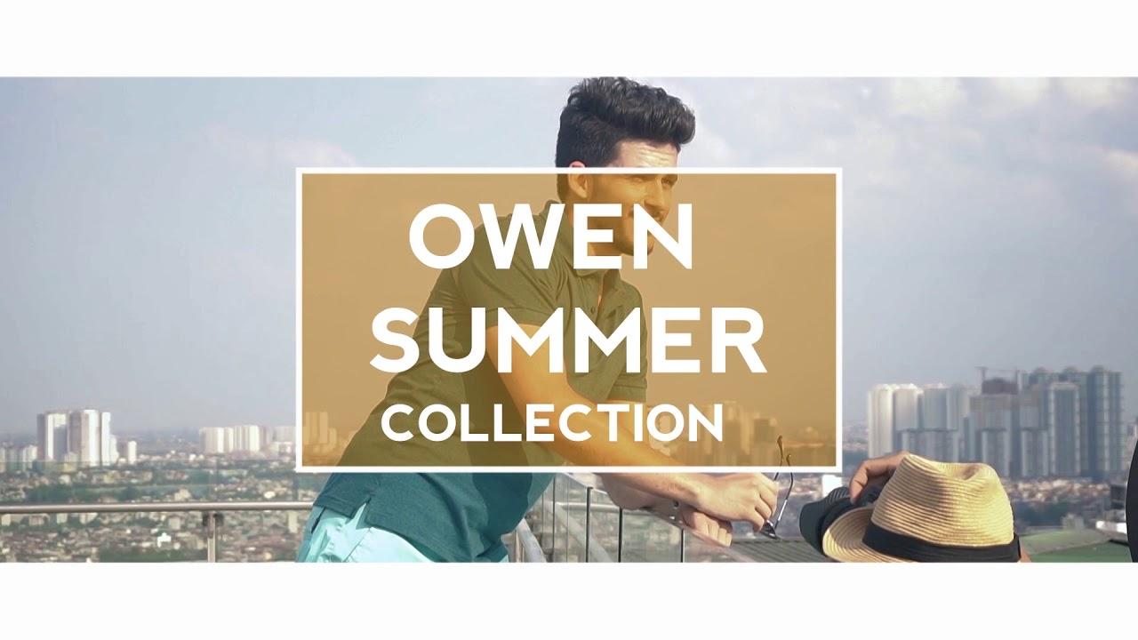 [ OWEN FASHION ] NEW ARRIVAL – SUMMER COLLECTION 2018 | Bao quát những thông tin về thời trang owen chuẩn nhất